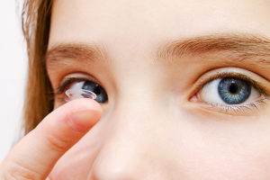 Are Myopia Management Contact Lenses Safe for Children?